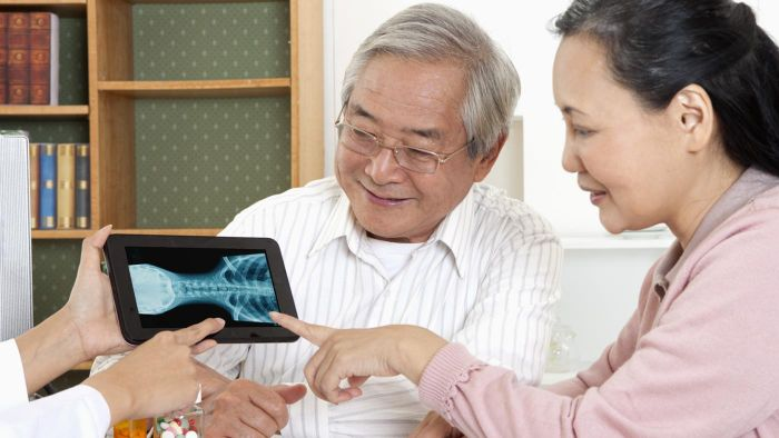 What Is the Range for Normal Bone Density Levels in People Over 50?
