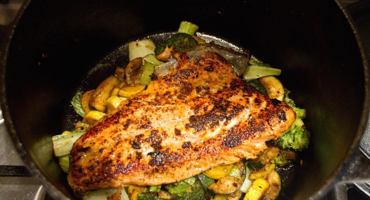 What Spices Are Mixed Together to Make a Blackened Seasoning?
