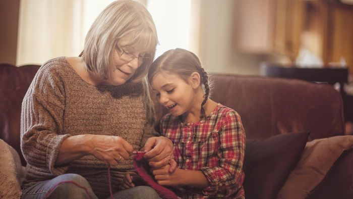 How Do You Write a Poem for Your Granddaughter?