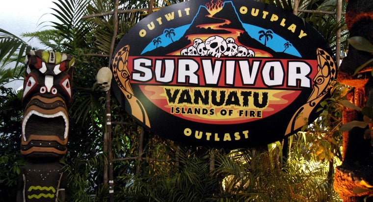 """Where Can You Find Cast Lists for """"Survivor""""?"""