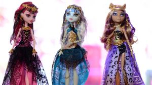 What Are the Names of the Monster High Dolls?