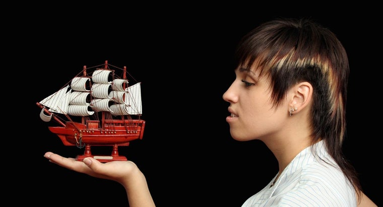 Where Can You Find Kits for Building Model Ships?
