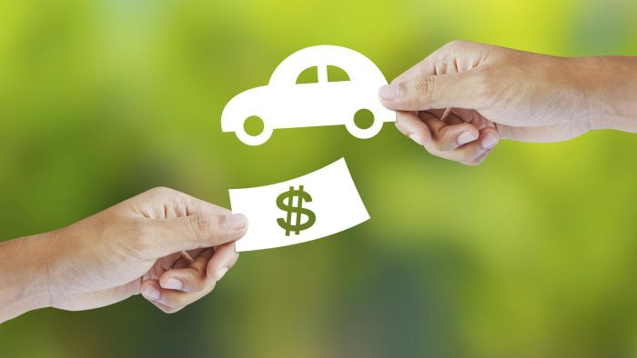 How do you find NADA used vehicle values?
