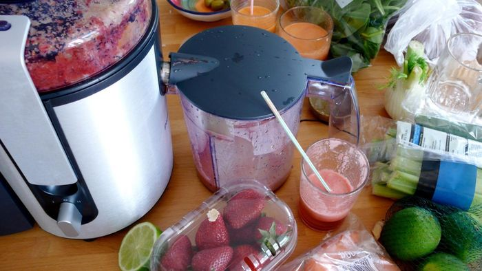 What Can You Put in a Juicer?