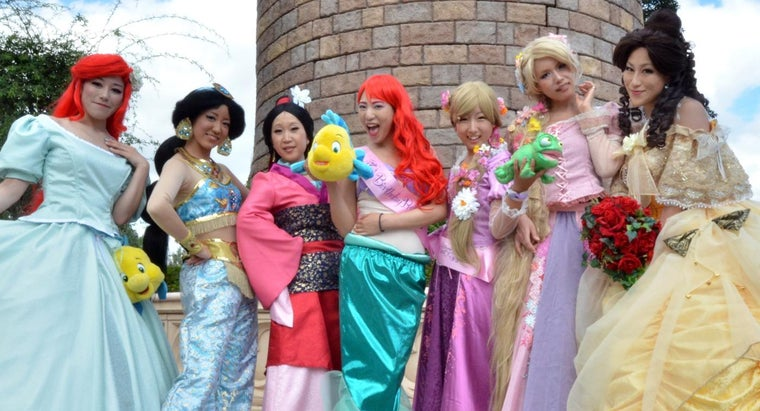 What Are Some Fun Disney Princess Games?