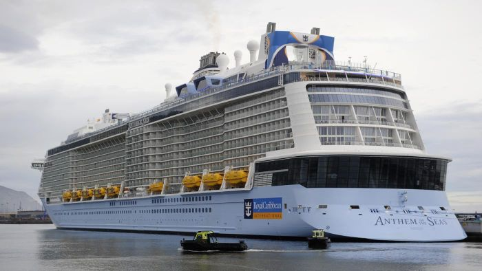 What Cruise Ship Lines Use the Port of Tampa Cruise Terminals?