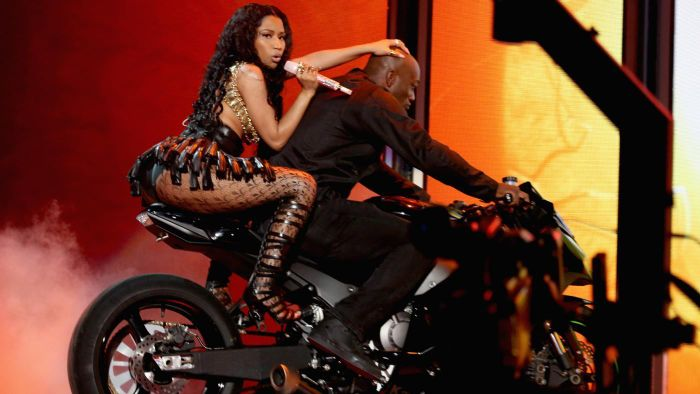 Did Nicki Minaj Perform at Any BET Award Shows?