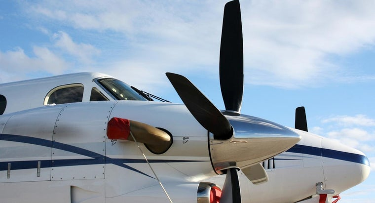 What Are Used Airplane Propellers?