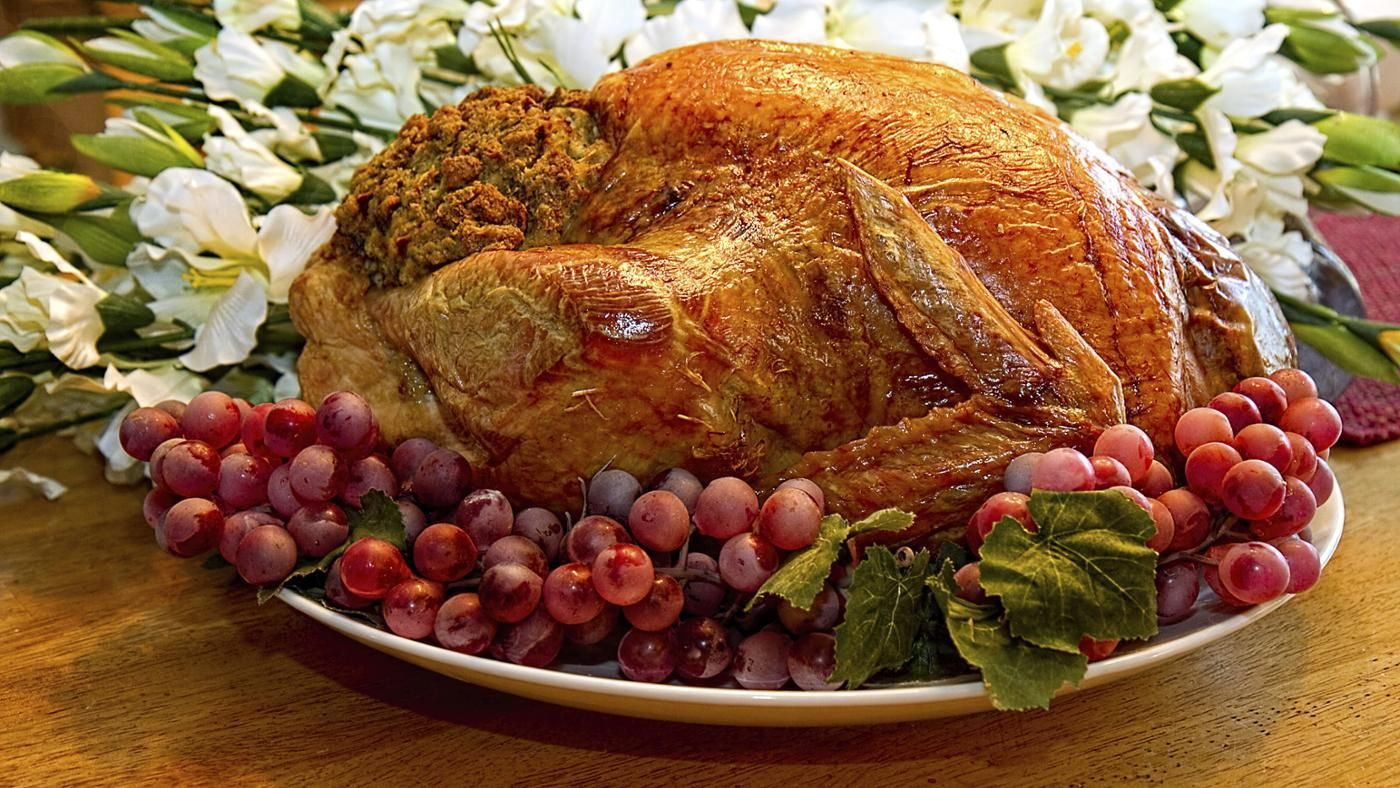 How Long Should You Cook A Turkey Based On Its Weight By