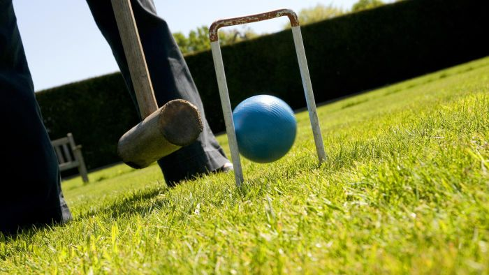 What Are Some Fun Lawn Games?