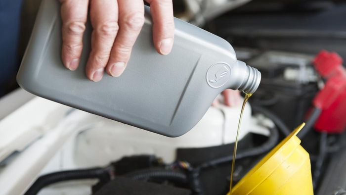 How do you change your oil?
