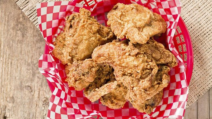 How Do You Make Crispy Oven-Fried Chicken?