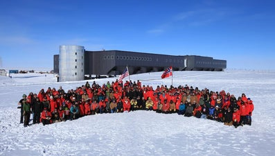 What Is the South Pole's Zip Code?