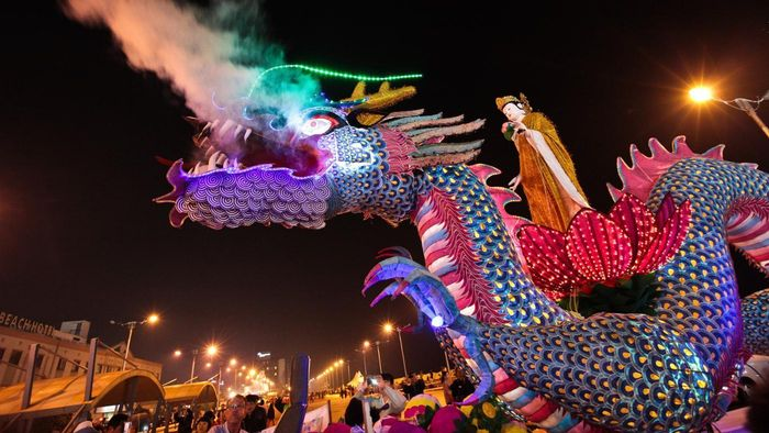 What Are Some Simple Ideas for a Parade Float?