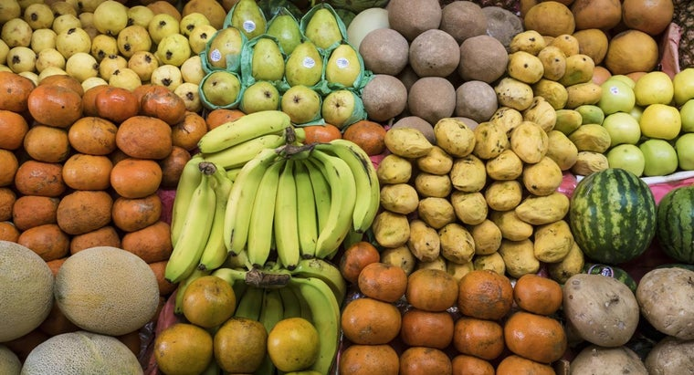 What Are Some Low-Acid Fruits?
