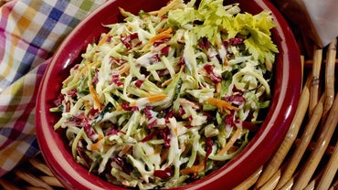 What Is a Homemade Coleslaw Recipe?
