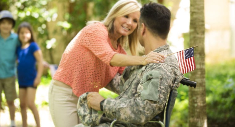 What Are Some Benefits for Disabled Veterans?