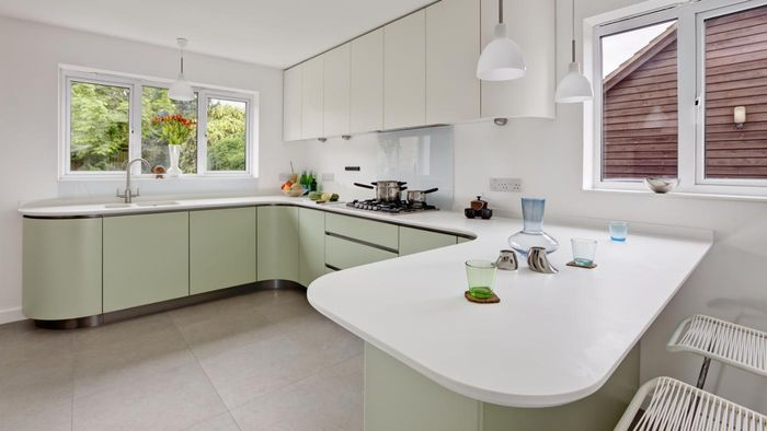 What Is the Best Way to Clean Corian Counters?