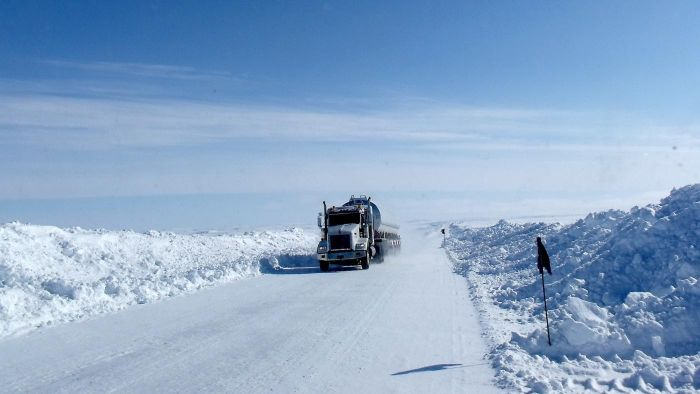 What Are Some Requirements for Ice Road Trucking Jobs?