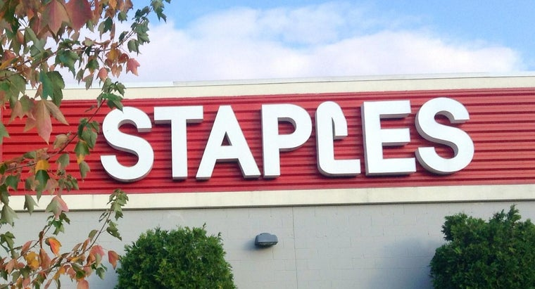 How Do You Get a Staples 30 Percent Off Coupon?