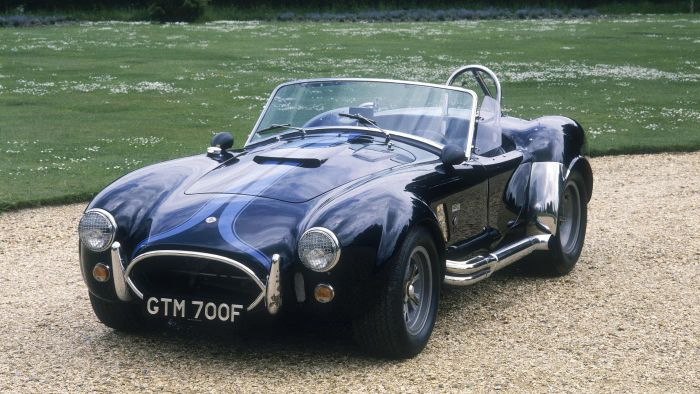 What Is the Average Price of a Shelby Cobra?