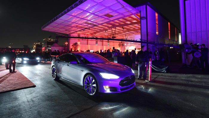 Who Makes Tesla Electric Cars?