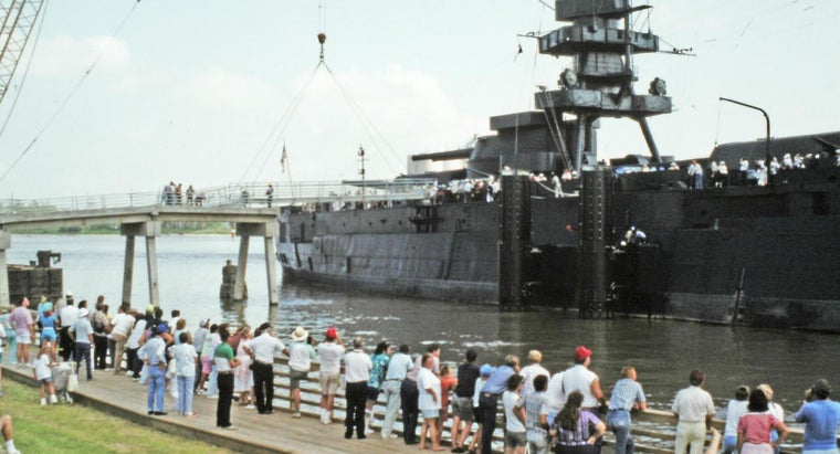 Is the Battleship Texas State Historic Site Available for Self Tour?