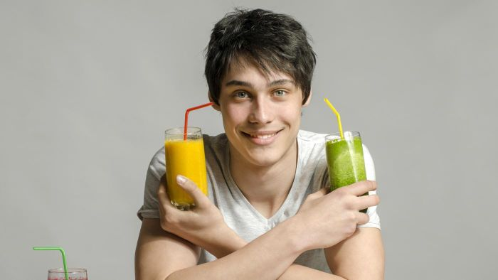 What juices are good for at-home colon detoxing?