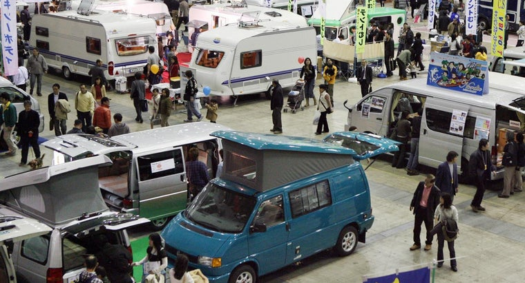 Where Can You Find the Price of Admission for the Tacoma RV Show?