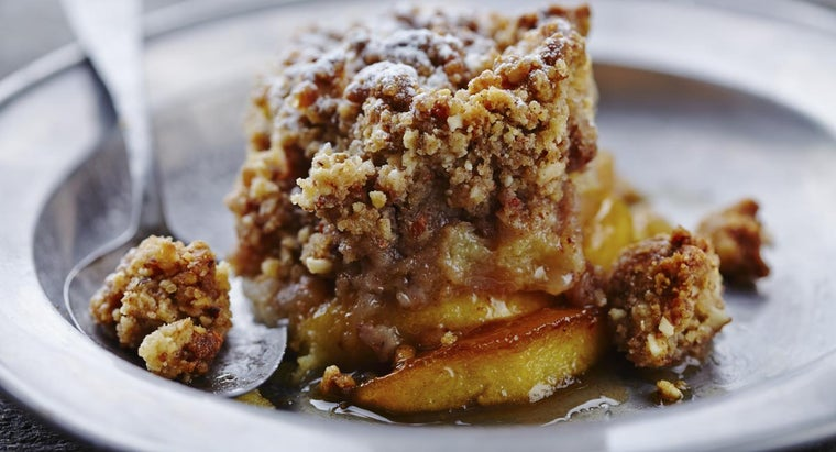 What Ingredients Do You Need to Make Apple Crisp?