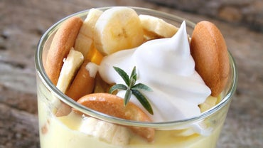 What Is the Recipe for Banana Pudding With Nabisco Nilla Wafers?