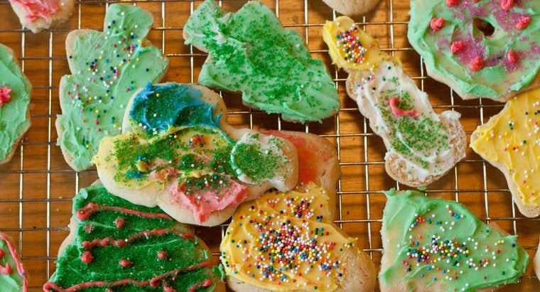 What Are Some Recipes for Holiday-Themed Cookies?