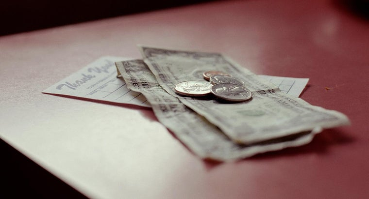 What Are Some General Tipping Guidelines?