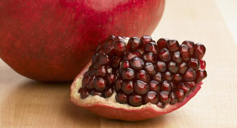 What Are the Health Benefits of Pomegranate Seeds?