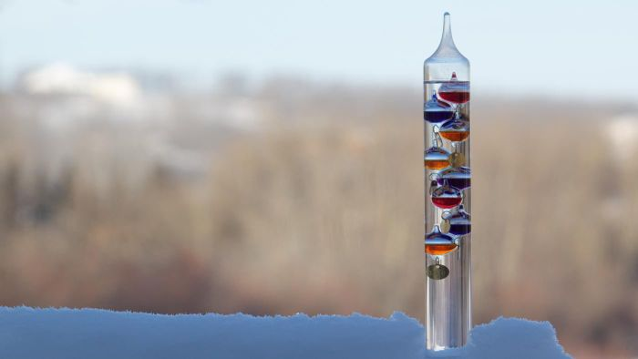 What Is a Galileo Thermometer?