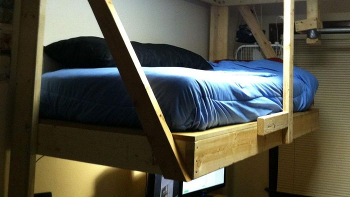 How Do You Build a Loft Bed?