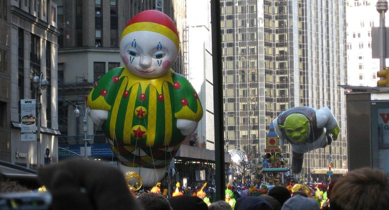 What Is the Route of the Macy's Day Parade?