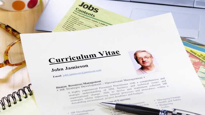 What Is a Sample of a Curriculum Vitae?