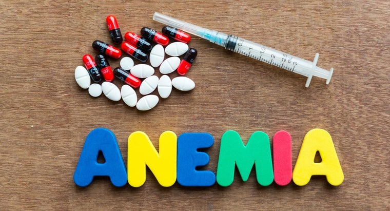 What Are the Causes of Being Anemic?