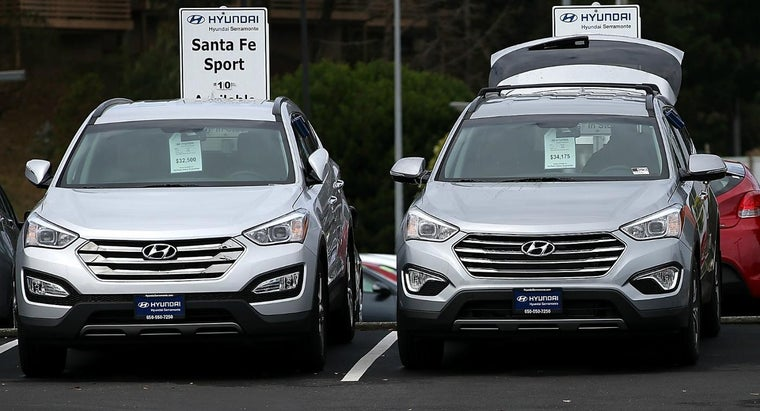 Where Can You Find Information About Hyundai Sante Fe Recalls?