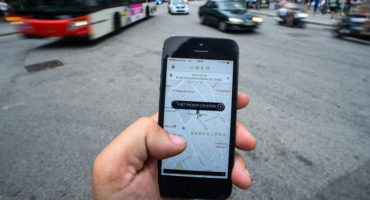 How Does the Uber Cab Service Work?