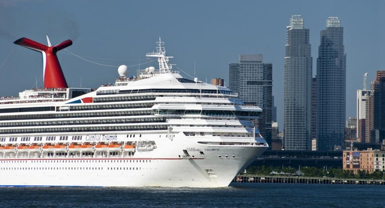 How Are Decks Configured on the Carnival Elation?
