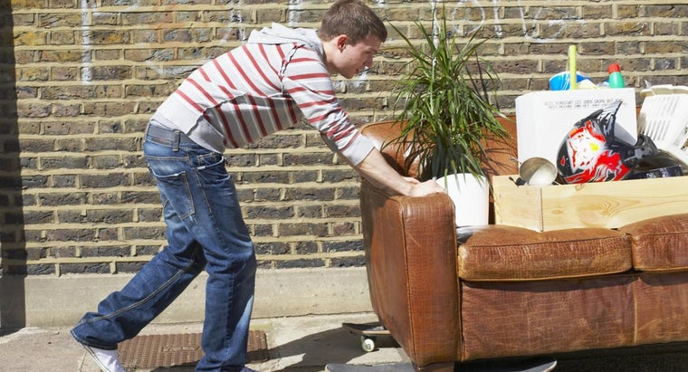 If You Donate Furniture, Will the Charity Pick It up for Free?