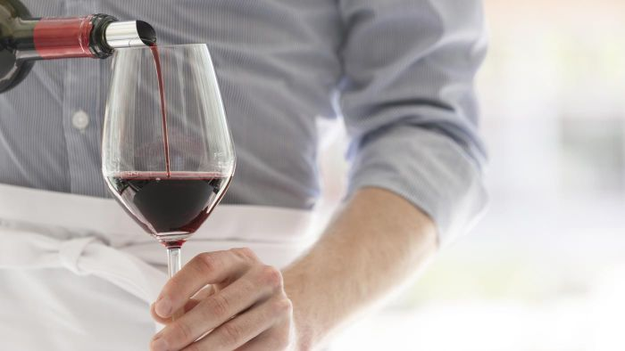 How Do You Decrease High Blood Pressure With Wine?