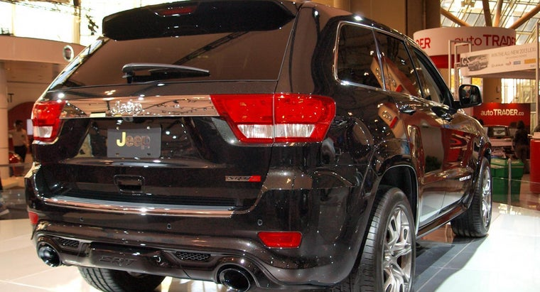 What Are Some Features of the Jeep Grand Cherokee SRT?