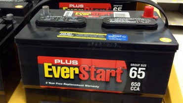 What Car Batteries Does Walmart Carry?