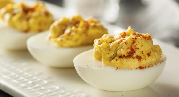 What Do You Need to Make Classic Deviled Eggs?