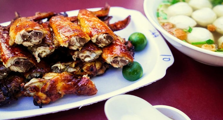 How Do You Bake Chicken Wings Quickly?
