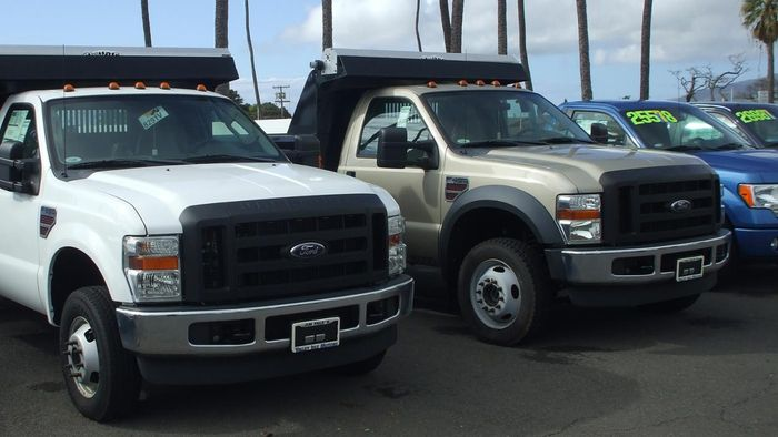 Where Can You Purchase a Used Ford F-450?