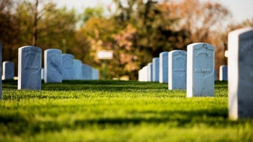 What Are the Names of Some National Cemeteries?